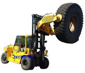 Колесосъемник KG3800-51 для снятия/установки колес на самосвалы г/п до 136 тонн