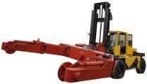 Колесосъемник KG3800-35 для снятия/установки колес на а/с г/п до 55 тонн
