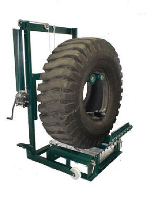Арт. 70010 Участок по ремонту крупногабаритных шин размерностью от 014.00-25 до 21.00-35 методом горячей вулканизации.
